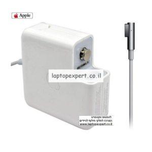 מטען מקורי למחשב נייד אפל Apple Macbook 60W MagSafe AC Power Adapter Charger A1330 A1334 A1184