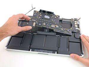 מעבדת שירות למק - MacBook